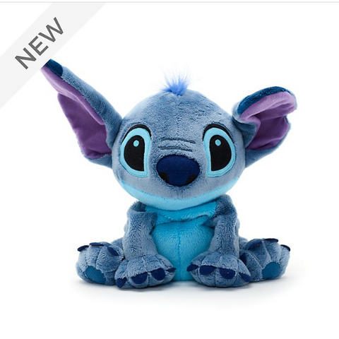 Official Disney Stitch Microwavable Small Soft Toy
