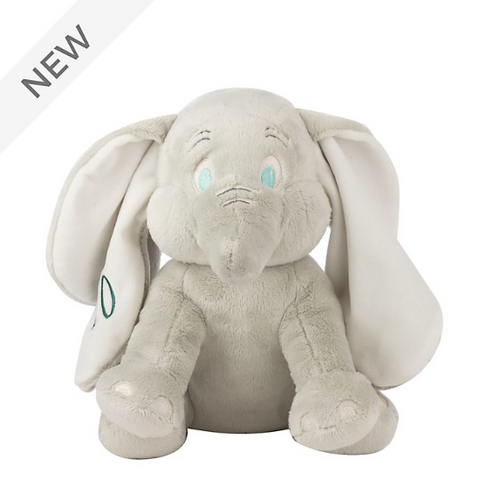 Official Disney Dumbo Born In 2020 Baby Soft Plush Toy