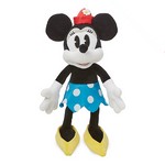 Official Disney Minnie Mouse Vintage Soft Plush Toy