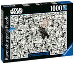 Ravensburger 14989 Ravensburger Star Wars 1000pc Challenge Jigsaw Puzzle