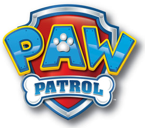 Ravensburger 3029 Paw Patrol Mighty Pups Super Paws 4 in a Box (12, 16, 20, 24pc) Jigsaw Puzzles