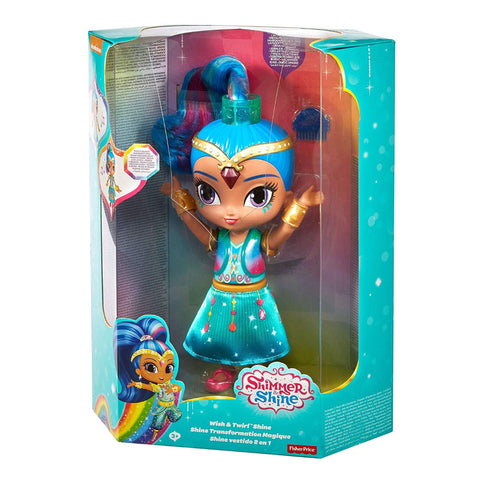 Shimmer & Shine Wish And Twirl Shine With Light & Sound