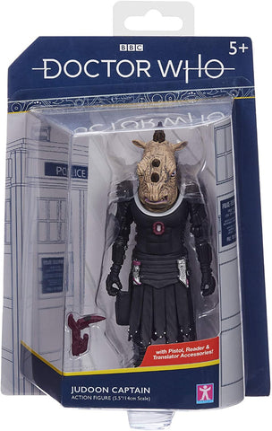 Doctor Who  Judoon Captain Action Figure