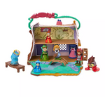 Disney Aurora Cottage Animators Littles Mini 10 Piece Toy Playset