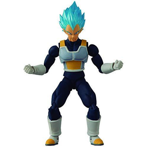 BANDAI 36272 Dragon Ball Evolve 12.5cm Figure Super Saiyan Vegeta