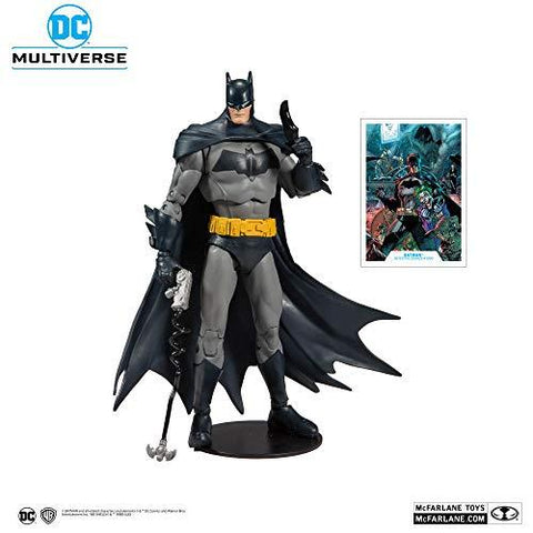 McFarlane Toys 15001-8 DC Batman Action Figure