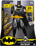 Batman 12 Inch Rapid Change Utility Belt Deluxe Action Figure with Lights and Sounds