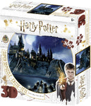 Harry Potter Hogwarts 3D Jigsaw Puzzle 300 Piece - 32511