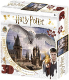 Harry Potter Hogwarts and Hedwig 3D Jigsaw Puzzle 300 Piece  - 32508