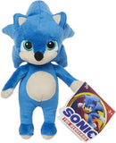 Sonic the Hedgehog 8.5 Inch Baby Soft Plush Toy