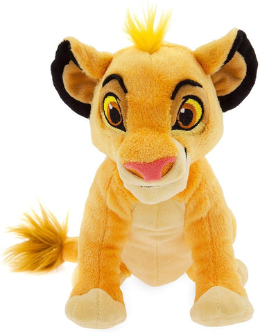 Disney Lion King 18 cm  Simba Soft Bean Bag Toy