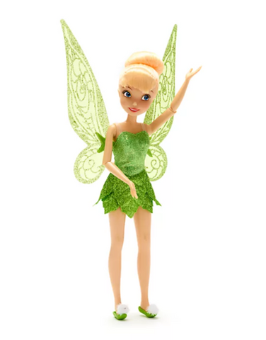 Official Disney Tinker Bell Flutter Doll 32cm