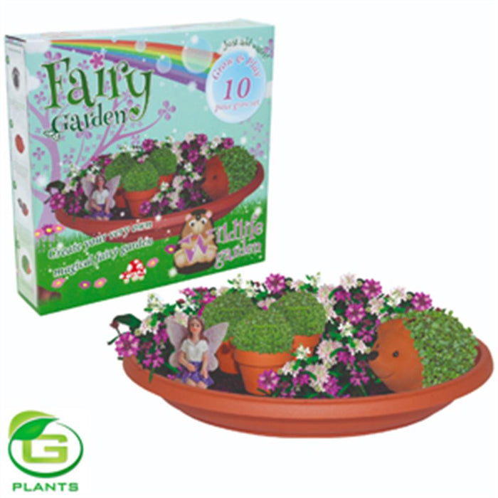 Fairy Garden 10 Piece Grow Set