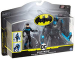 Batman Deluxe Mega Gear Nightwing Figure