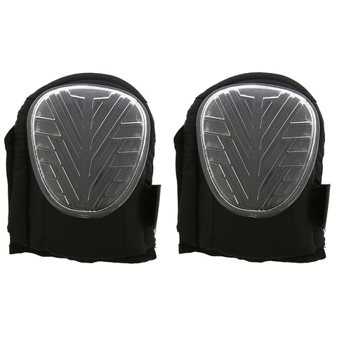 Equip Heavy Duty Work Gel Adult Knee Pads -Soft Gel inner cushion - Hard outer
