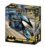 DC Comic BM32519 Batman - Batcycle 3D Effect Jigsaw Puzzle