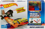 Hot Wheels DWW94 Track Builder Rapid Launcher Accessory