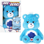 Care Bears 14 Inch Grumpy Bear Soft Plush Toy With Coin
