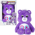 Care Bears 14 Inch Share Bear Soft Plush Toy With Coin