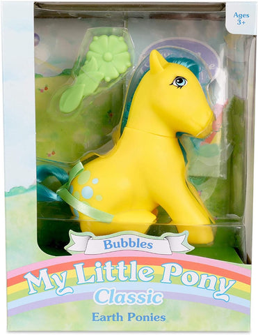 My Little Pony Classic Wave 3 Earth Ponies - Bubbles