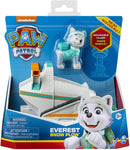 Paw Patrol 6056856 Everest?s Snow Plough Vehicle with Collectible Figure