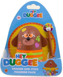 Hey Duggee Duggee and Stick Figure Pack