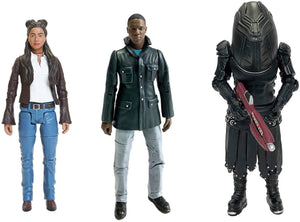 Doctor Who Friends and Foes of The 13th Dr Set Merchandise