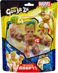 Heroes of Goo Jit Zu Licensed Marvel S2 Hero Pack - Groot