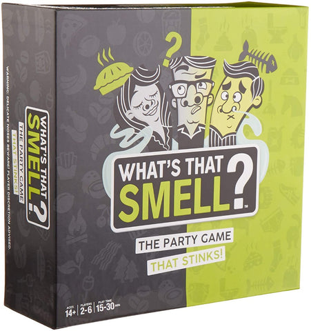 Wow Wee What's That Smell Adult Board Game