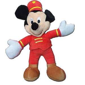 Disney 90 Years Band Mickey Mouse 22cm Mickey Toy