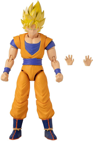 BANDAI Dragon Ball Super - Dragon Stars Super Saiyan Goku -Version 2 Figure (Series 13)