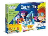 Clementoni 61726 Play Chemistry-Science Laboratory and experiment kit