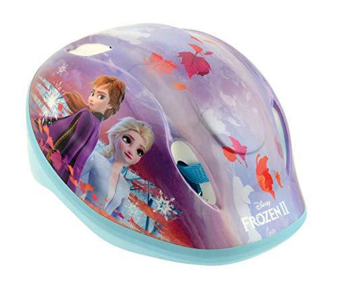 Frozen 2 Girls Safety Helmet 48cm-54cm