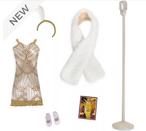Disney The Princess and the Frog - Tiana Accessory Pack for Classic Doll