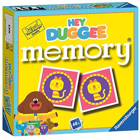 Ravensburger 20634 Hey Duggee Mini Memory Game