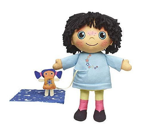 Playskool Moon and Me Goodnight Pepi Nana 34 cm Talking Stuffed Toy Plush Doll