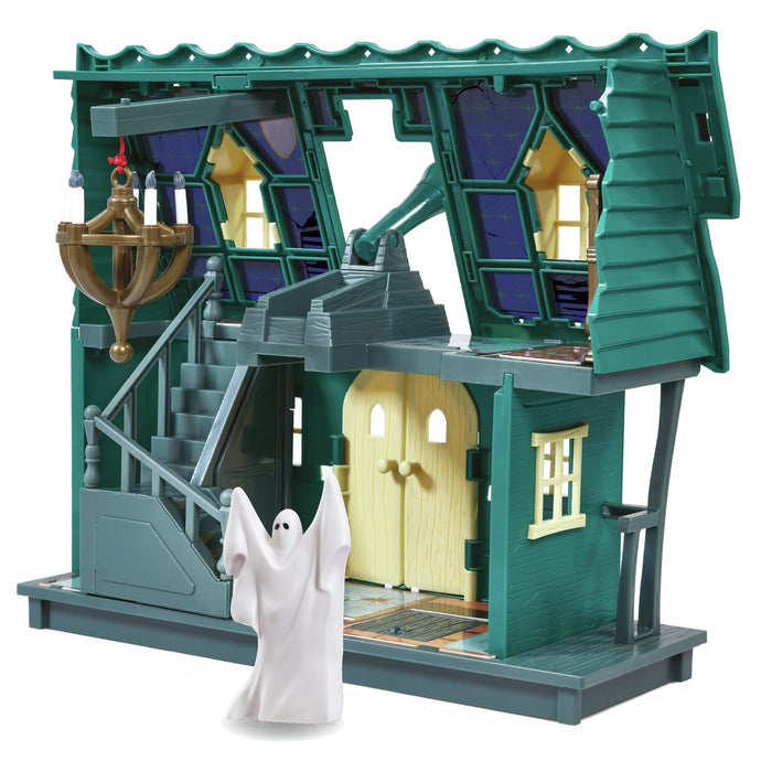 Scooby Doo Haunted Mansion Playset And Figure