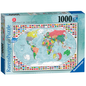 Ravensburger Portrait of the Earth 2 Puzzle - 1000pc