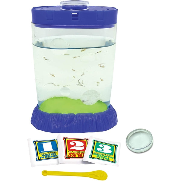 Sea monkeys magic aquarium