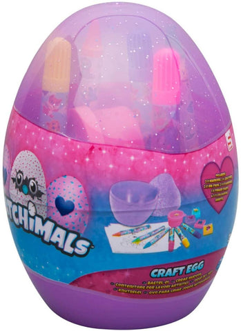 Hatchimal Craft Egg - Activity Egg