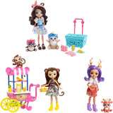 Enchantimals Dolls Picnic In The Park Playset