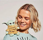 Disney The Mandalorian The Child Grogu Shoulder Soft Plush Toy Yoda