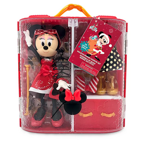Disney Minnie Mouse Doll Fashion 15 Piece Playset