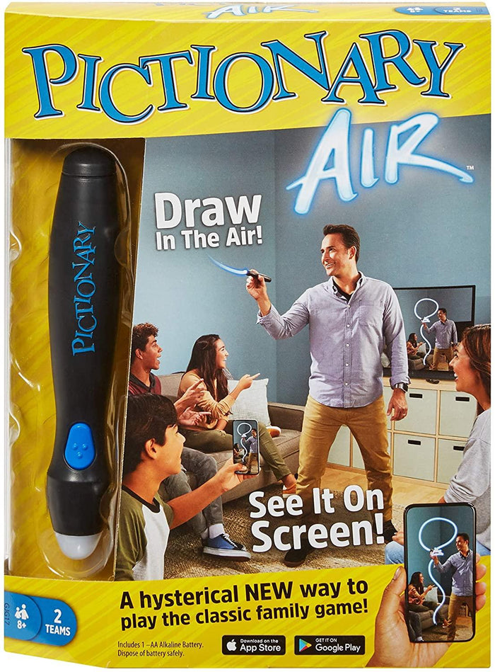 Pictionary Air See It On Screen Game