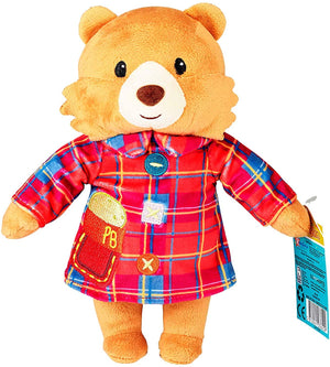 Paddington Bear BEDTIME PADDINGTON Collectible 22cm Soft Plush Toy
