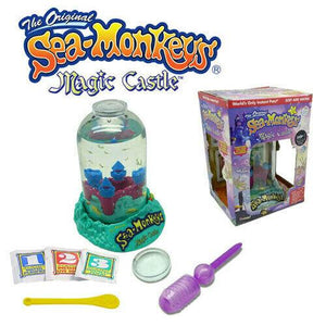 The Original Sea Monkeys Magic Castle