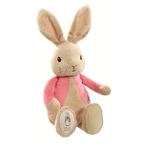 Peter Rabbit My First Flopsy Bunny Soft Plush Toy