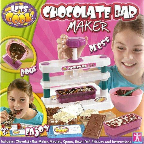 Let's Cook Chocolate Bar Maker