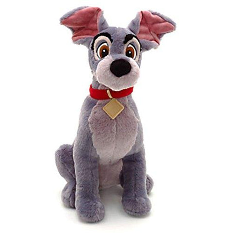 Official Disney Lady & The Tramp 42cm Tramp Soft Plush Toy