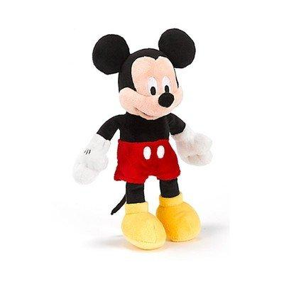 Official Disney Mickey Mouse 20cm Soft Plush Toy